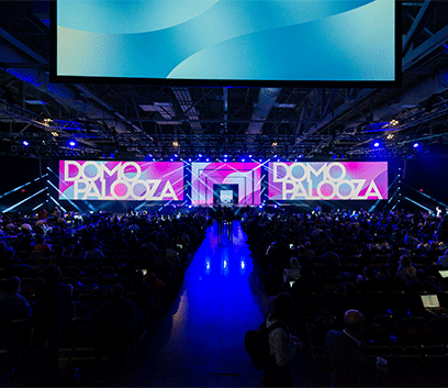 Domo 2019 Stage