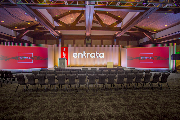 Entrata 2015 General Session Stage